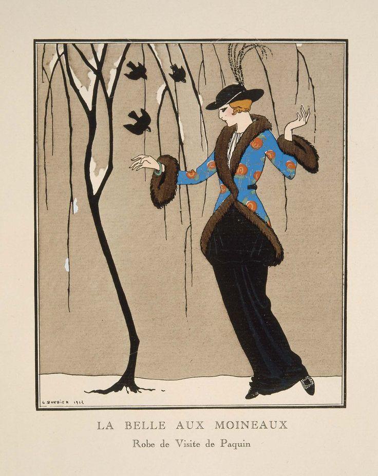 jeanne paquin, illustration