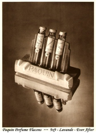 jeanne paquin, branded parfume