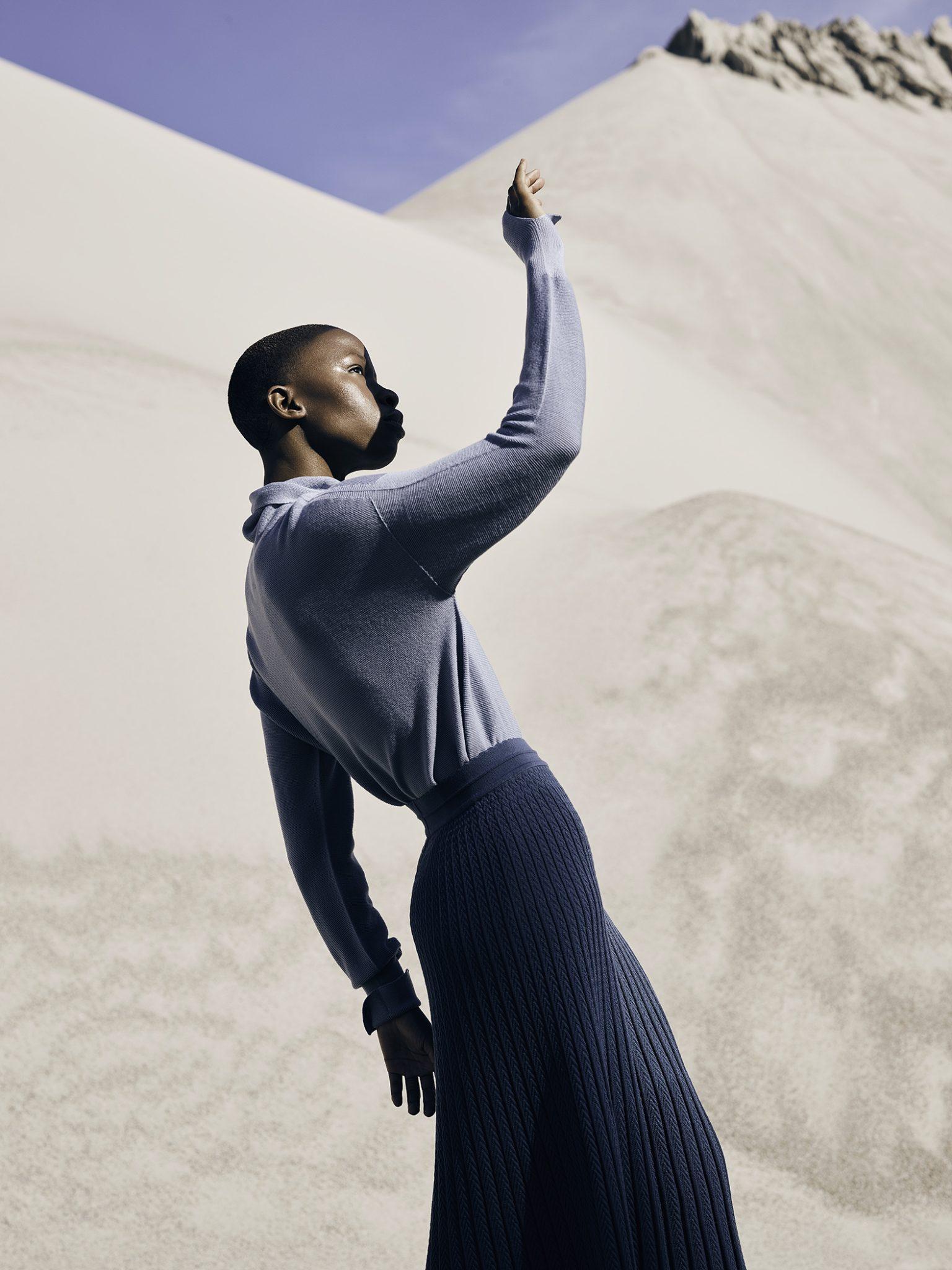 fashion editorial, Robert Wunsch, Berlin