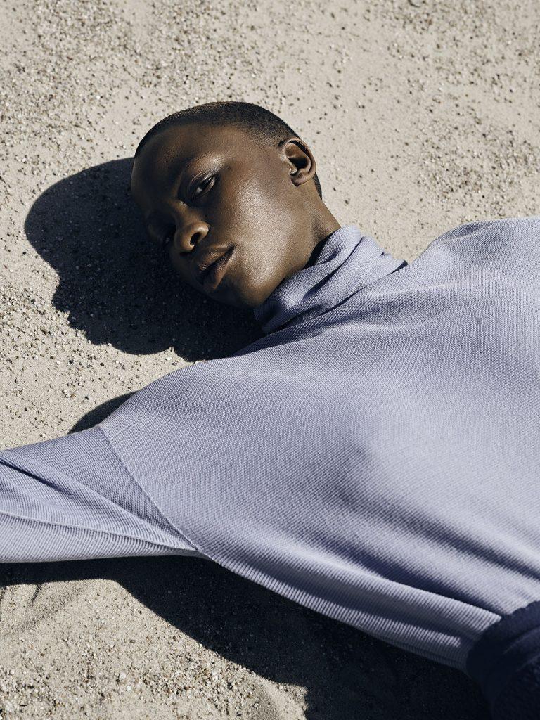 fashion editorial, summer 2019, dries van noten
