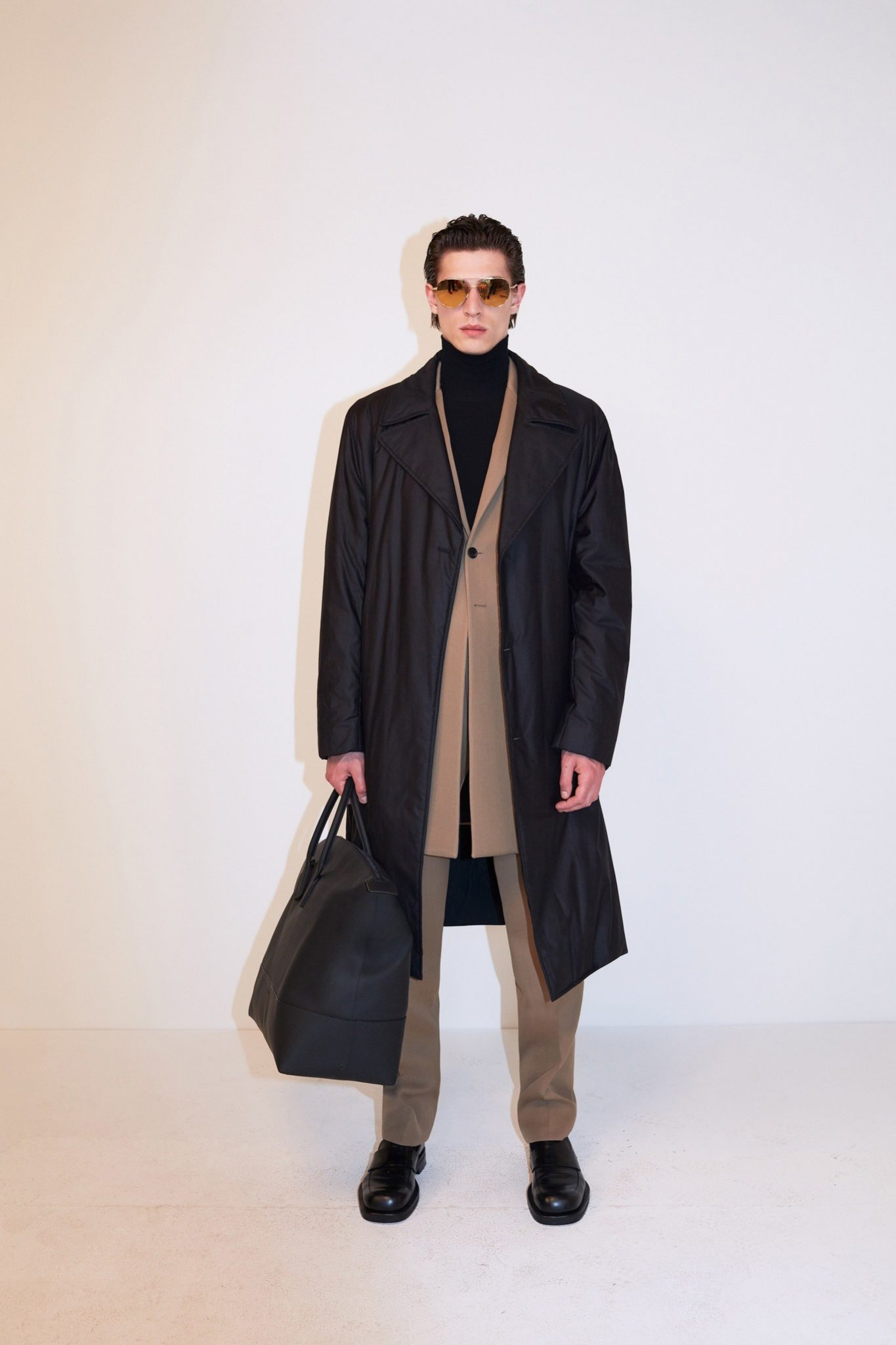 bottega veneta resort 2020, mantel, men fashion