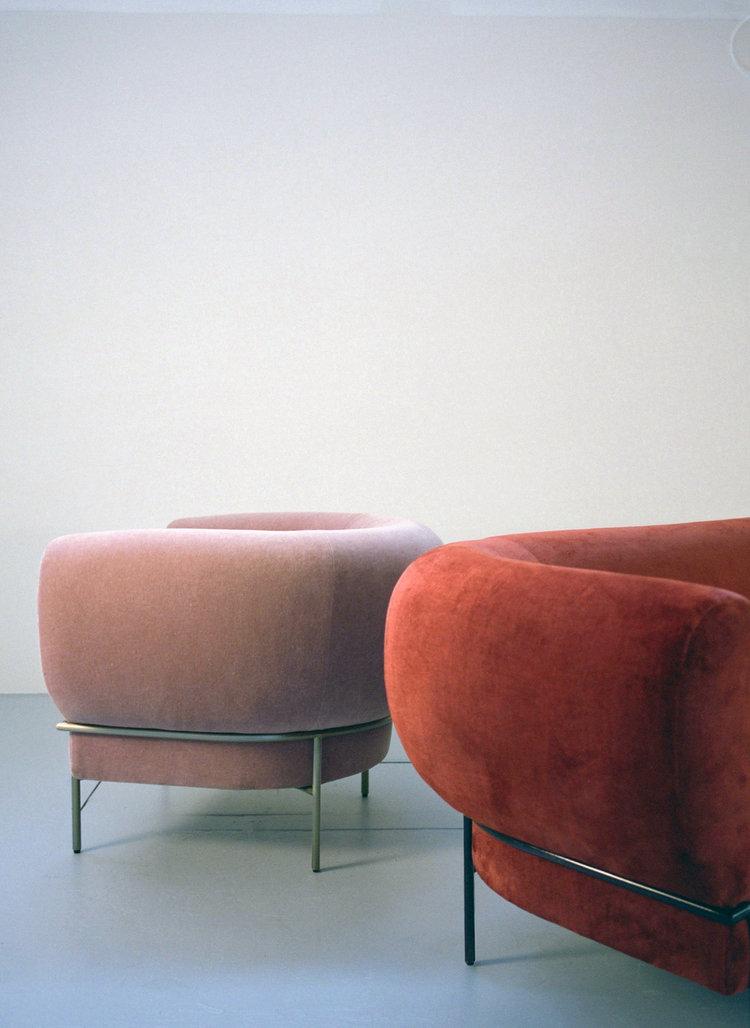 madda chair, michael felic, interior