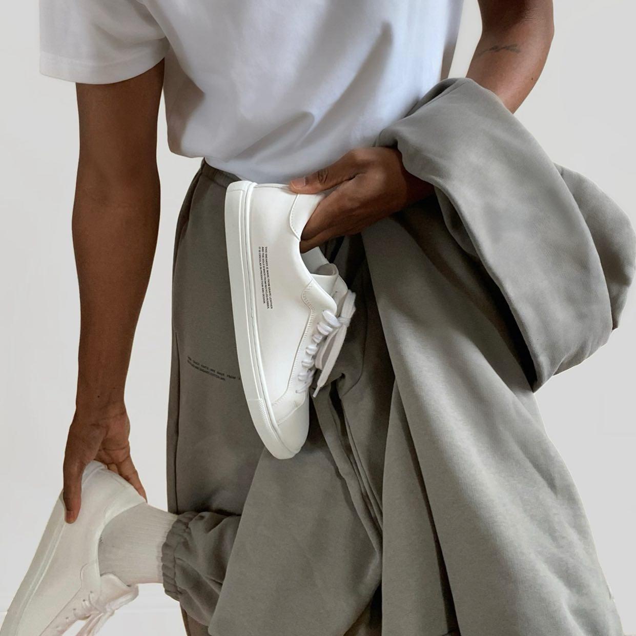 Pangaia, joggers, jogging pants, pandemic trend